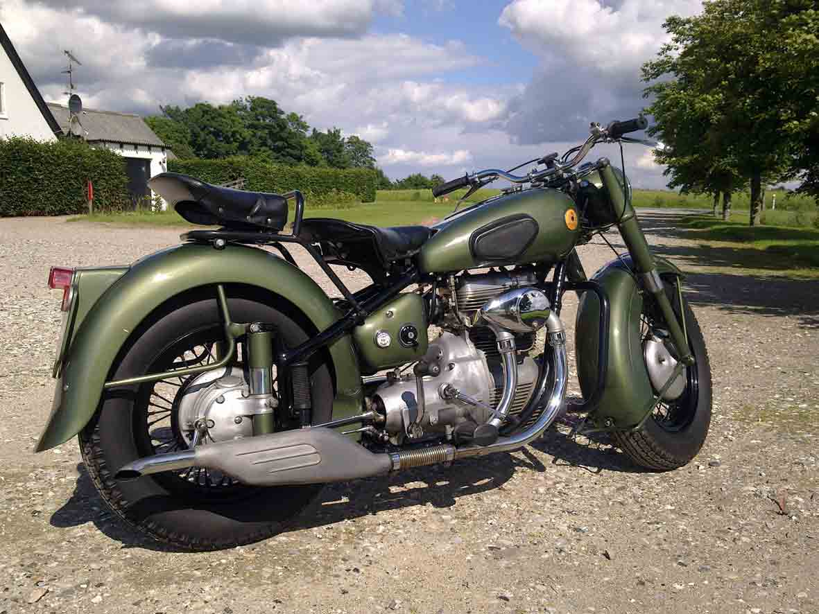 The Photo Gallery For Sunbeam Motorcycles